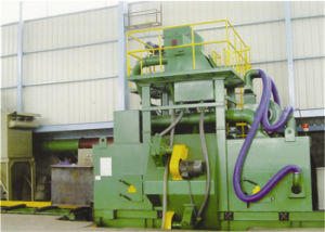 H Bean/ I Beam Pass-Through Shot Blasting, Surface Cleaning Machine pictures & photos