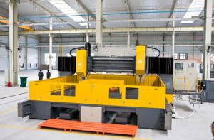 CNC Drilling Machine for Plates Model PLD4040/2 pictures & photos