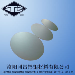 Hot Sale Pure Tungsten Foil Thickness 0.05mm pictures & photos