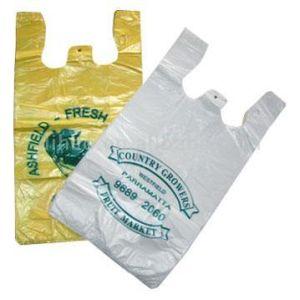 Transparent Plastic Plastic Bag (BDP080)