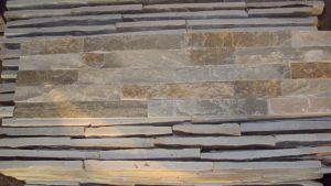 Hot Sell Rusty Yellow Slate Culture Stack Stone pictures & photos