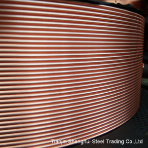 Premium Quality Pancake Coil Copper Tube (C12000) pictures & photos