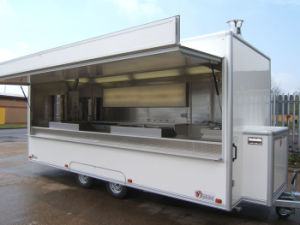 Trailer Booth