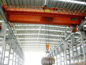 100 Ton Overhead Crane with High Working Efficiency pictures & photos