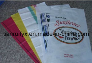 PP Woven Bag for Cement, Rice (KR190) pictures & photos
