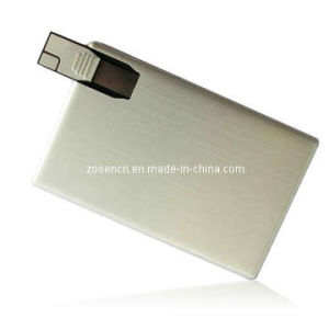 Credit Card USB Flash Drive (ZC-UF603G)