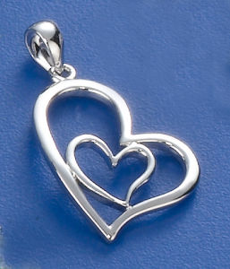 Heart Shape Pendant P1825 pictures & photos