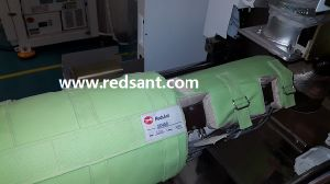 Aerogel Insulation Cover for Injection Heat Band pictures & photos