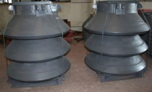 Concave Stone Crusher Parts HP Series pictures & photos
