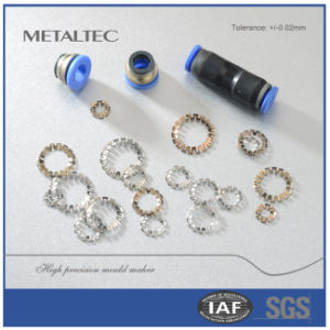 Air Pipe Connector Precision Stamping Parts pictures & photos