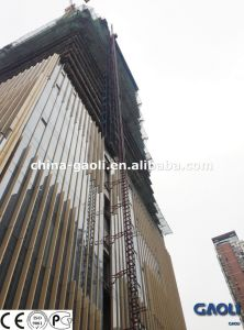 High Speed&Efficiency Frequency Conversion Hoist for Construction High Building pictures & photos