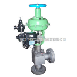 Pneumatic High Pressure Regulator (ZMA/BS)