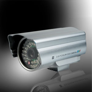 IR Waterproof Camera with CCD Sensor and Low Work Current (AVS-408)