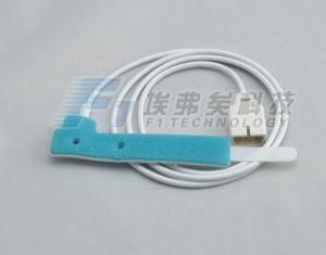 Nellcor 9pin Needle Encryption Disposable SpO2 Sensor Blue Sponge pictures & photos