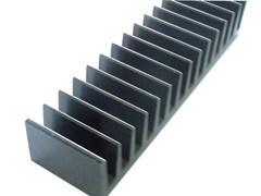 Customized Aluminium/Aluminium Heatsink CNC Machining pictures & photos