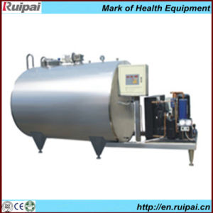 Horizontal or Vertical Milk Cooling Tank pictures & photos
