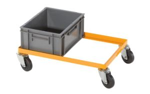 High Quality Steel Warehouse Trolleys (882274)