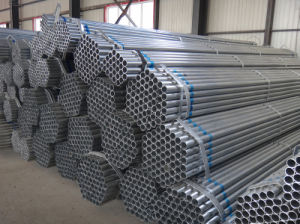 Galvanized Pipe (BS1387-1985, ASTM A 53-1996) pictures & photos