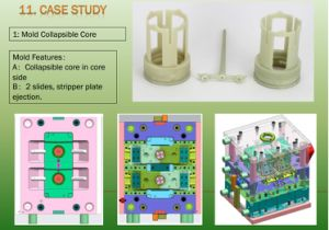 Collapsible Core Tooling Mold pictures & photos