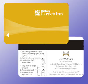 Magnetic Card & Hotel Key Card