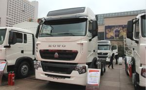 Sinotruk HOWO Brand T7h 6X4 Tractor Truck Head pictures & photos