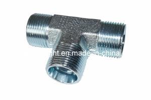 Hydraulic Fitting Metric Tee (AC AD)