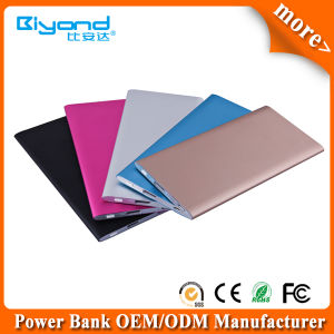 OEM Factory for Super Thin Aluminium Portable Charger