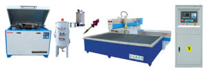 CNC Waterjet Cutting Machine (SQ4020) pictures & photos