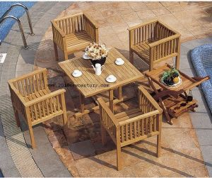 Wooden Outdoor Furniture 9007 - China Wooden Outdoor Furniture, Wooden ...