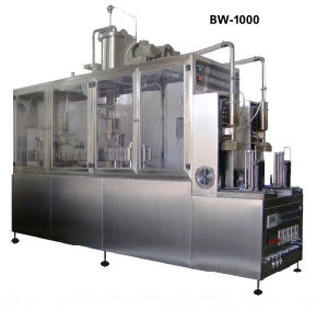 Pure-Pak Carton Packing Machine (BW-1000) pictures & photos