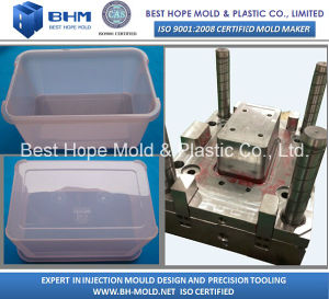 Plastic Storage Box Mould/Plastic Container Tool pictures & photos