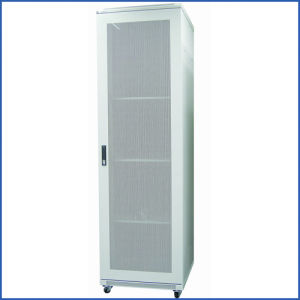 Networking Cabinet--Perforated Front Door (eTEH-B6842)