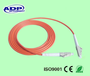 Patch Cord Fiber Cable Orange (LC-LC) pictures & photos