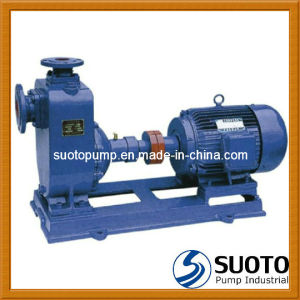 Cast Iron Clear Water Self Suction Pump pictures & photos