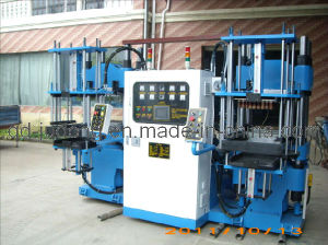 Double Unit Rubber Vulcanizing Press (YA-200) pictures & photos