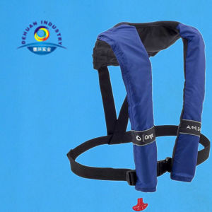 Inflatable Life Jacket for Auto Type With Solas Standard 150n