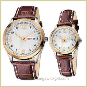 2013 Vintage Genuine Leather Watch ,Lover Watch (OW2602)