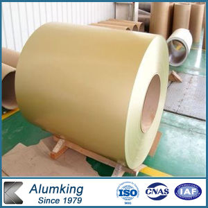 Feve/Epoxy Color Coated Aluminium Coil for Gutter pictures & photos