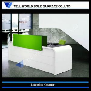 Modern Design Commercial Office Reception Counter (TW-008)