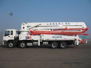 Hot Sale 48m Concrete Pump Truck pictures & photos