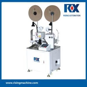 High Quality Automatic Wire Cutting Stripping and Crimping Machine