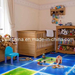 Home Interior Decor Eco-Friendly Color Playroom Floor