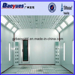 water based paint car spray booth for sale car spray booth with water. Black Bedroom Furniture Sets. Home Design Ideas
