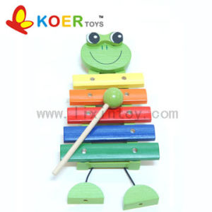 Wooden Toys - Frog Xylophone (LX070-A)