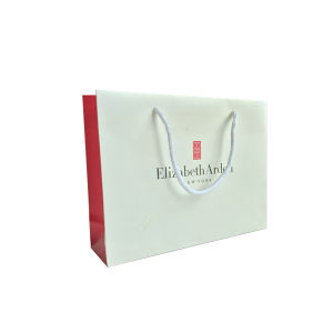 Custom Paper Shopping Bags with Logo pictures & photos