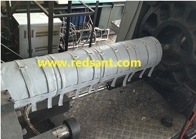 Removable Type Vulcanizing Machine Insulation Sleeve pictures & photos