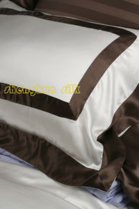 Oeko-Tex Silk Pillow (YUN-037)
