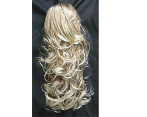 Long Curly Claw Clip Ponytail Hair Piece Extension (AP-043) pictures & photos