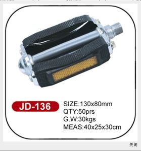 "High Quality 28"" Traditional Bike Pedal Jd-136 pictures & photos"