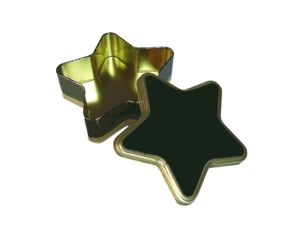 Star Tin Box (D-005)